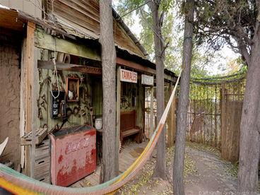 Wild West Modern at The Old Cuchillo Hotel