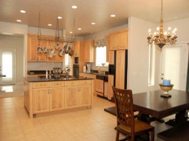 Snowbasin-Executive Custom Private Home