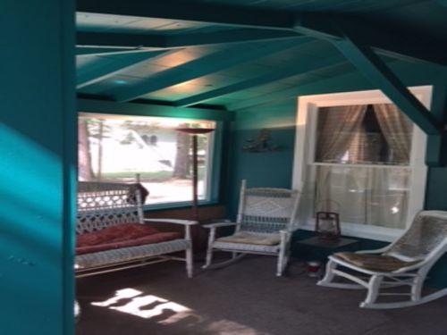 Bois Blanc Island Cottage