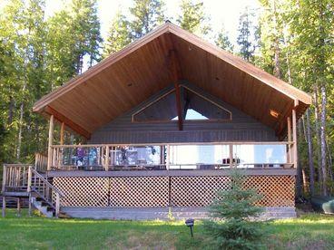 Cariboo Lakefront Retreat
