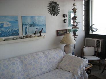 Oceanfront Condado Beach Studio w/ Pkg