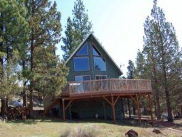 View Cabin on Vista Ridge