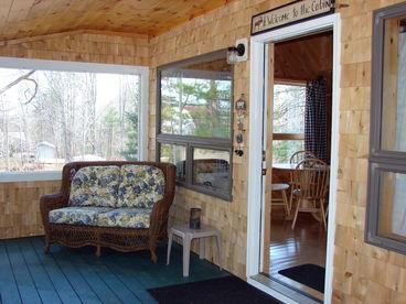 Cozy 2 Bedroom Cabin Linconville-Camden