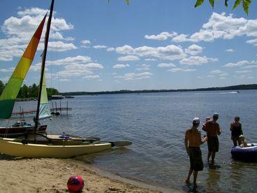 Private Swan Lake Home Rental