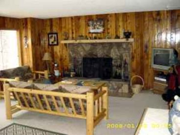 Majestic with a Rustic Feel