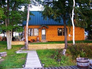 View Namaste Island Cottage
