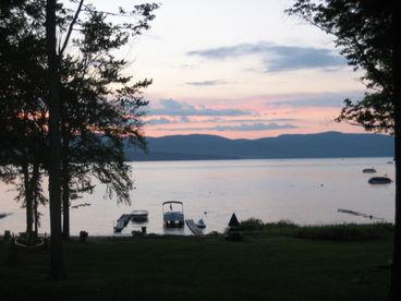 Adirondack Lakefront