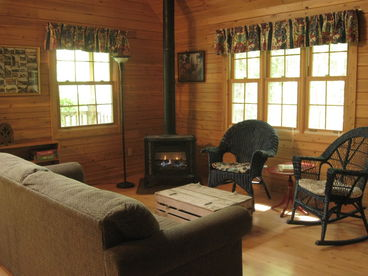 Our Log Cabin