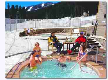 Zephyr #2110 Ski-In Ski-Out at Winter Park
