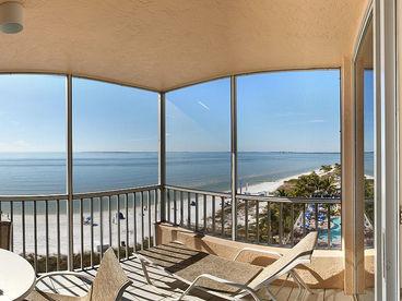 View Estero Island Beach Villas 606