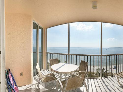 View Estero Island Beach Villas 503