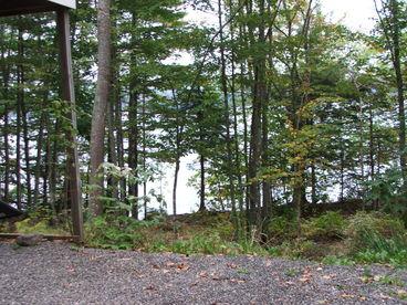 House/Camp Overlooking Walker Pond