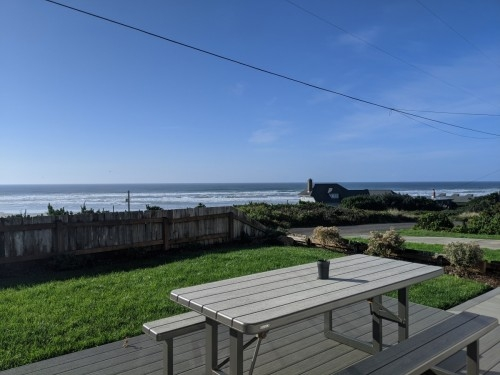 View Pacific Pearl with beach views