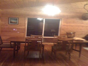 Milakokia Cabin - ATVing,  Snowmobiling Hunting or Scrapbooking- all with ease