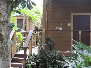 View Secluded Tropical Honeymoon Studio
