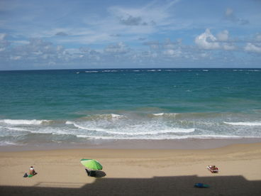 View Condado Beachfront Studio w Balcony