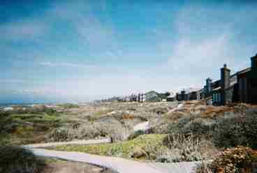 Monterey Dunes Beach Front Homes