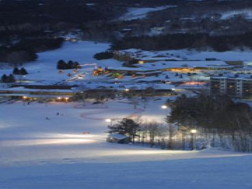 HORSESHOE Resort IN Valley Private EXECUTIVE on Golf Crse at Ski Hills Exclusive