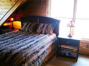 Windham Mntn Log Home