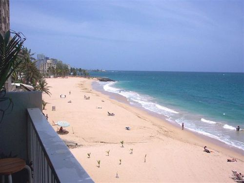 One- Bedroom Condo on Beautiful Condado Beach