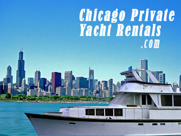 Vacation Rental Yacht in Chicago, Chicago Private Boat Rentals on Lake Michigan