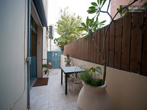 Renovated Neve Tzedek Large 3BD- TEL AVIV