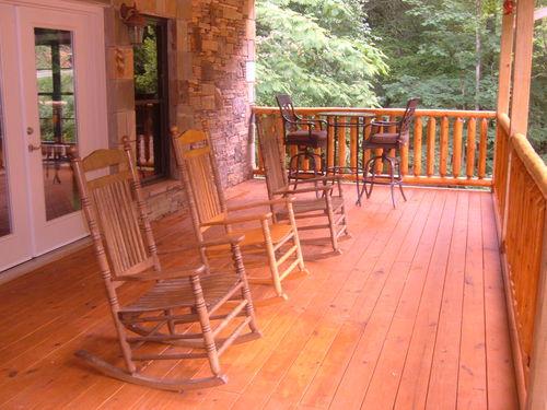 Gods Blessing Riverfront Cabin