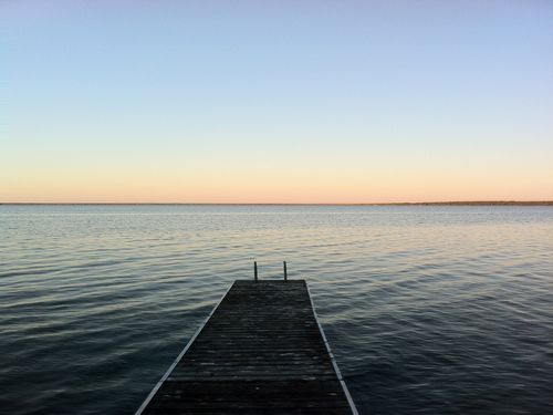 Big Manistique Lake - Beautiful Cabin Private Dock