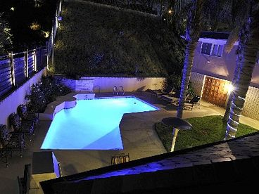 Luxury Hollywood Hills Mansion/Chef and Maid included
