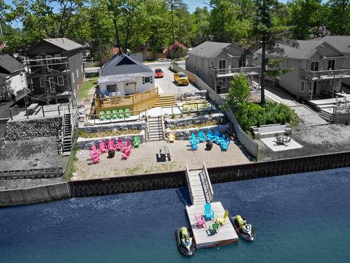 View Beach1com  Riverfront Cottage