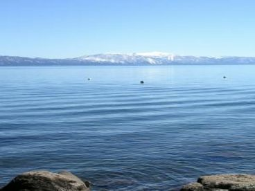 The Burch Lake House - Tahoe Lakefront