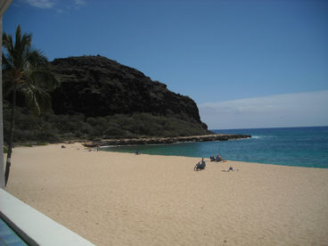 Makaha Turtle Beach
