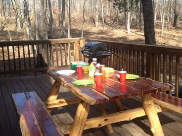 Sip 'N Ski - Luxury Cabin At Beavers Bend