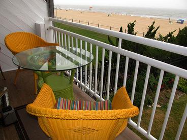Oceanfront Vacation Condo-202