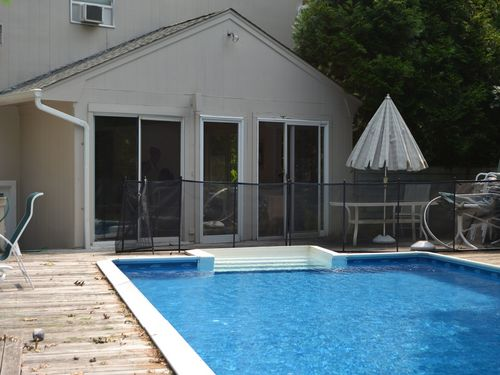 5 Bedroom East Hamptons vacation rental with pool