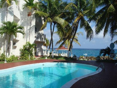 View Jamaican Beachfront Condo Free