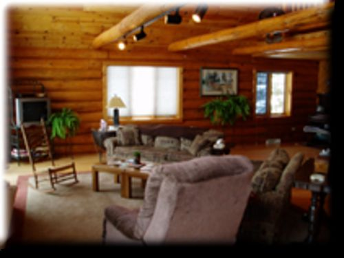 Lincoln Log Cabin- Iron River, MI