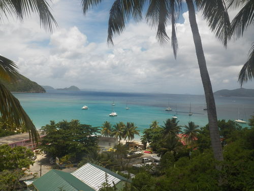 Tortola - British Virgin Islands 1 or 2 Bdrm Accommodation at Cane Garden Bay