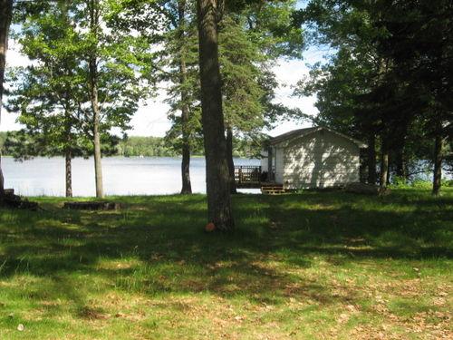 Sorenson Lake cabin