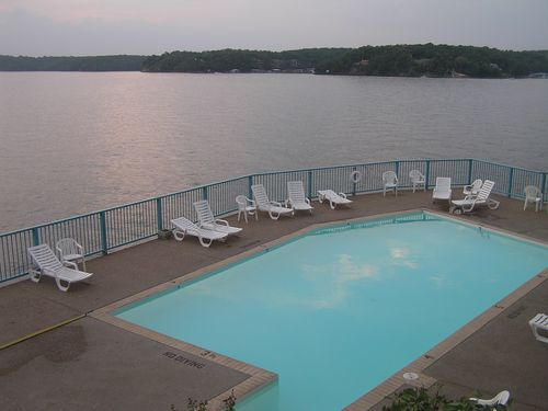 Ledges lakefront 2 bedroom condo