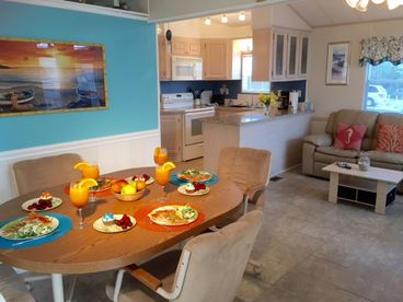 Nettles Island 2BR-2BA cottage - Dogs ok