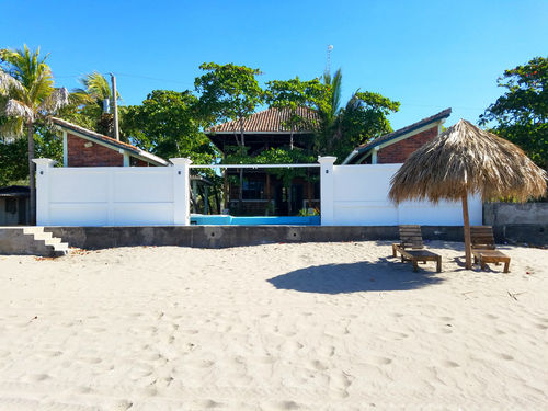 View The Beach House at Playa Pochomil