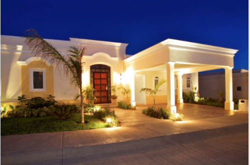 View Emerald Estates Villas located