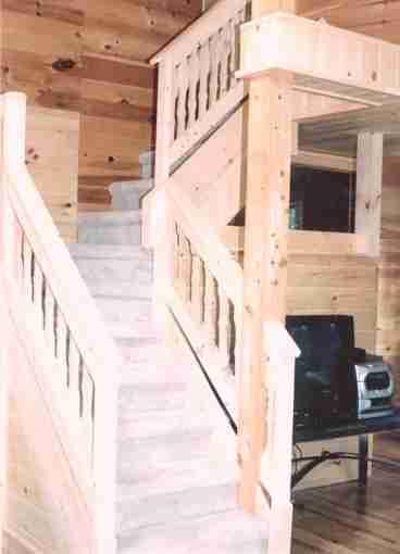 Serenity -  A Log Home