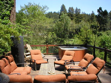 Luxury River Front, Russian River. Huge Decks Dock 4 Dbl Kayaks 4 FP New Kitchen