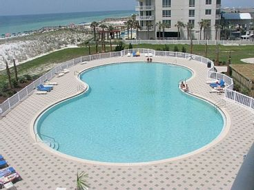 Navarre Beach's Best Gulf Front Condo Rental Deal