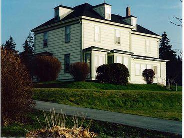 Acadian Home - La Maison Acadienne