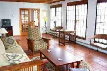Secluded Santa Fe Custom Home