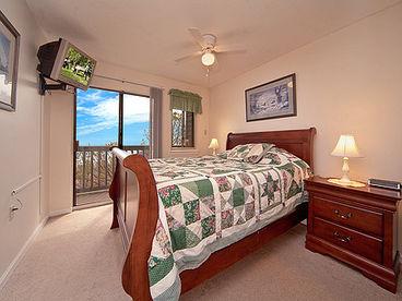 $75 Night-High Chalet Vacation Condo-2 bedroom -2 bath