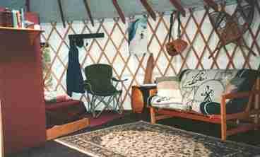 Falls Brook Yurts